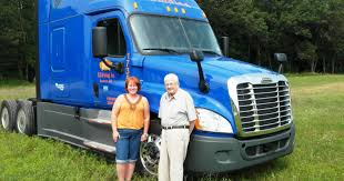 Oshkosh Woman A Finalist For Trucking's Top Rookie Award