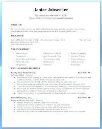 Medical Assistant Resume Sample Free Samples
