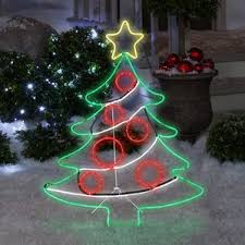 Spiral Lighted Christmas Trees Outdoor by Outdoor Lighted Christmas Star Wayfair