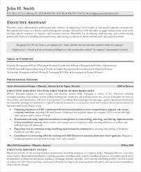7 Senior Administrative Assistant Resume Templates PDF Word