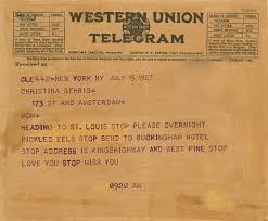 Correspondencedeskwestern Unioncom by Week In Review U2013 1927 The Diary Of Myles Thomas