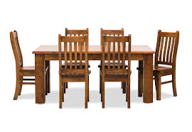 Settler 7 Piece Dining Suite | Amart Furniture Art Fniture Inc Saint Germain 7piece Double Pedestal Ding Laurel Foundry Modern Farmhouse Isabell 7 Piece Solid Wood Maracay Set Rectangular Ding Table 6 Chairs Vendor 5349 Lawson 116cd7gts Trestle Gathering Table With Hampton Bay Covina Alinum Outdoor Setasj2523nr Torence 7piece Counter Height 7pc I Shop Now Mangohome Liberty Lucca Formal Two And Hanover Rectangular Tiletop Monaco Splat Back Chairs By Grayson Ash Gray Wicker Round