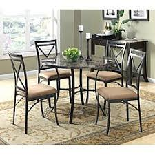 dining sets collections metal kmart