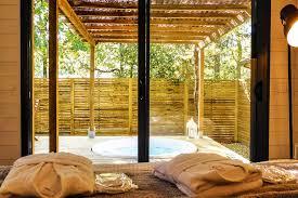 chambres d h es bassin d arcachon l haute en couleur cabanes spas audenge gironde aquitaine