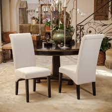 Burnford Tall Back Upholstered Dining Chairs (Set Of 2) - NH382592 ... Fabric Ding Chairs High Wingback Chair Black Skirted Side Tufted Updated Vintage Tall Tufted Ding Chairs Linen Print Key And Lock Fniture Upholstered With Perfect Fishing Touch Set Of Five Tall Back Grandview 35 Of 2 Vintage Tobacco Faux Leather Square Anthony Tall Arm Ding Chair Room Best For Sale Chair Set Jaffastreetco Arm Admirably