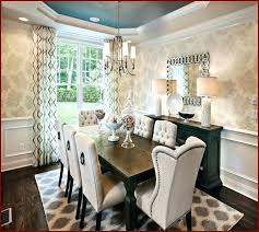Dining Table And Buffet Room Decorating Ideas Matching