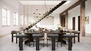 100 New York Loft Design City By DJDS Nyc Loft Living Room New York