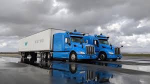 Self-driving Trucks Unlikely To Replace Truckers En Masse Through ...