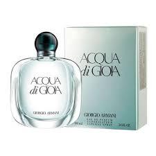 giorgio armani acqua di gioia eau de parfum spray for 100 ml