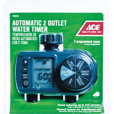Hose Faucet Timer Orbit by Water Timers Watering And Water Hose Timers At Ace Hardware