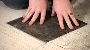 Armstrong Groutable Vinyl Tile by How To Install Groutable Vinyl Tile Flooring Repairs Youtube