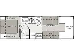 Coachmen Class C Motorhome Floor Plans by 2010 Four Winds Chateau 28a Class C Gas Tulsa Ok Rv For Sale Rv