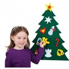 Christmas Tree Amazonca by Felt Christmas Tree Fun With Book 15 81 Amazon Ca