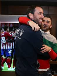 100 Torres Villa Club Atltico De Madrid Fernando And David Paid Us A