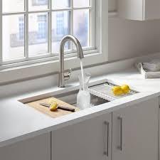 Kohler Strive Sink 35 by Stainless Steel Sinks Kitchen Sinks The Mine
