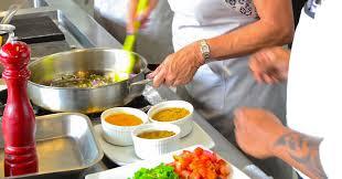 cours de cuisine baystone