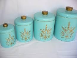 91 best vinatage canister sets images on pinterest vintage