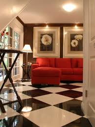 Red Brown And Black Living Room Ideas by Best 25 Red Family Rooms Ideas On Pinterest Red Couch Pillows