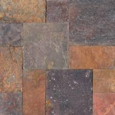 tile vermont slate floor tile room design decor fantastical to