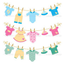 Ba Clothes Clip Art Clipartsco Throughout Baby Clipart Png