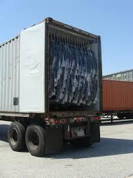 100 West Coast Trucking Garments On Ropes Distribution