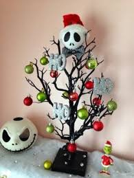 Diy Nightmare Before Christmas Tree Topper by Not A Bad Idea Nightmare Before Christmas Ornaments Some Red