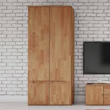 schlafzimmer kleiderschrank vantonio aus buche massivholz