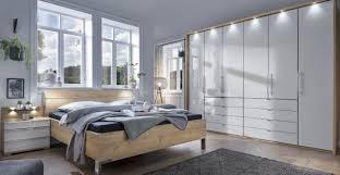 wiemann schlafzimmer loft bianco eiche