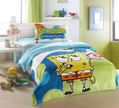 spongebob themes for funny bedding sets kid room rabelapp
