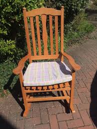 New England Style Rocking Chair | In Poole, Dorset | Gumtree Diy Outdoor Fniture Rocker W Shou Sugi Ban Beginner Project Craftatoz Classic Rocking Chair Walnut Wooden Royal Wood Living Room Home Garden Lounge Size Length 41 Inches Width Tadeo Quandro Style Amazoncom Priya Patio Handcrafted Chairs Vermont Woods Studios Charleston Cracker Barrel Sheesham Thonet Porch W Cushion The 7 Best Of 2019 Famous For His Sam Maloof Made That