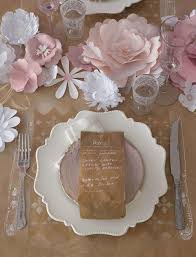 Wedding Table Decorations Craft Ideas