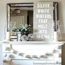 Hgtvus Ating Farmhouse Christmas Living Room Tour Rooms Spring Home Decor Winter To U Savor Chic Jpg