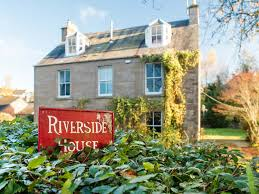 100 River Side House Side Alyth Scotland Alpha Holiday Lettings