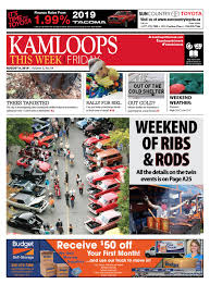Kamloops This Week Aug 9, 2019 By KamloopsThisWeek - Issuu Draftkings Promo Code Free 500 Best Sportsbook Bonus Nj October 2015 300 Big Daddys Pizza Sears Vacuum Coupon Code Ready To Get Cracking For Your Cscp Exam Forza Football Discount Savannah Coupons And Discounts Mountain Mikes Heres How You Can Achieve Anythinggoals And Save Up To Php Home Bombay House Of The Curry National Pepperoni Day 2019 Deals From Dominos Memorial Day Veterans Texas Mastershoe