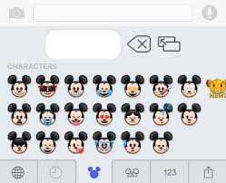 Here s How to Get Disney Emojis