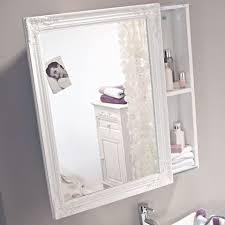 spiegel schrank bad landhausstil weiss spiegelschrank