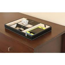 Mens Dresser Top Valet by China Men U0027s Valet Tray Organizer For Dresser Top Deluxe Leather