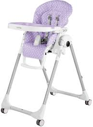 100 Perego High Chairs Peg Prima Pappa Zero 3 Chair Baby Dot Lilac