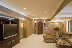 You Can Install Recessed Lights In A Freshly Painted Ceiling