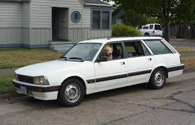 Curbside Classic 1989 Peugeot 505 Wagon – The Last The World s