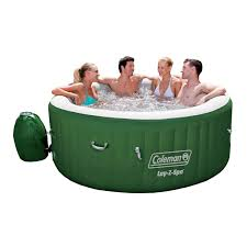 Coleman Portable Sink Uk by Amazon Com Coleman Lay Z Spa Inflatable Tub Patio Lawn