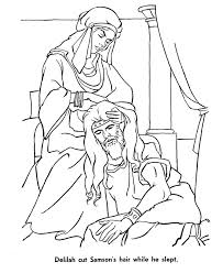 Children Bible Story Coloring Pages Printable In Model Free Kids