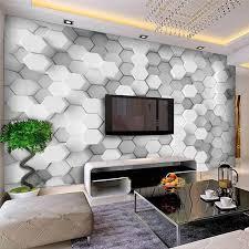 beibehang fertigen jede größe foto tapete geometrische muster sofa 3d wohnzimmer tv wand dekoration tapete papel de parede