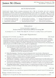 Resume For Accounts Level Fund Accountant Project Seangarrette Accounting Samples What To Include
