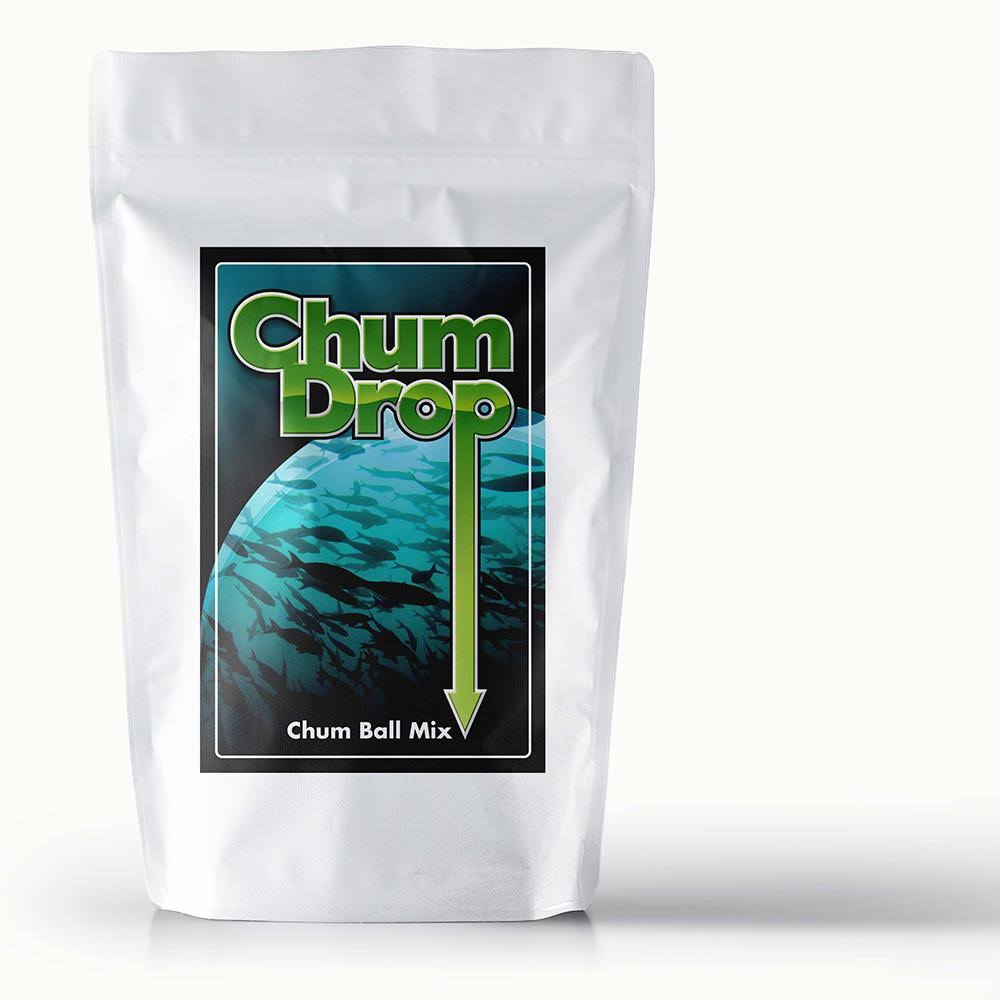 Aquatic Nutrition Chum Drop Chum Ball Mix