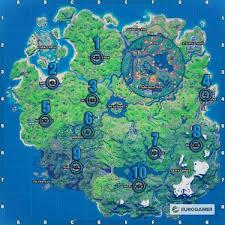 fortnite geburtstagskuchen alle fundorte auf der map