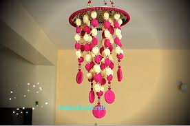 Stylish Wall Hanging Craft Idea