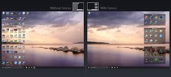 organisateur de bureau windows 7 fences organiser votre bureau windows mais pas que