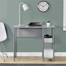 Mainstay Computer Desk Instructions mainstays basic metal student desk multiple colors walmart com