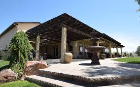 Patio Covers Boise Id by Covertech Patio Covers Shades And Concrete Boise